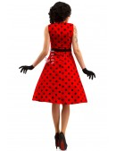 Платье Charlyne с поясом (105344) - цена, 4