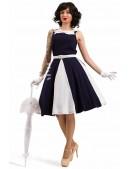 Вечернее летнее платье Pin-Up (105348) - 3, 8