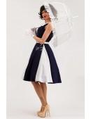 Вечернее летнее платье Pin-Up (105348) - цена, 4