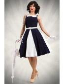 Вечернее летнее платье Pin-Up (105348) - foto