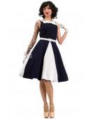 Вечернее летнее платье Pin-Up (105348) - оригинальная одежда, 2