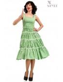 Летнее платье Pin-Up X5351 (105351) - foto