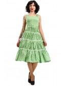 Летнее платье Pin-Up X5351 (105351) - материал, 6