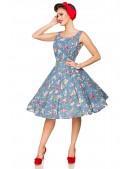 Платье с винтажным рисунком Belsira (105357) - материал, 6