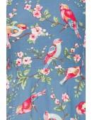 Платье с винтажным рисунком Belsira (105357) - 3, 8
