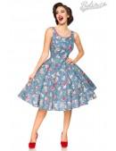 Платье с винтажным рисунком Belsira (105357) - foto