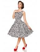 Платье в горошек в стиле Ретро Belsira (105360) - 3, 8