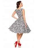 Платье в горошек в стиле Ретро Belsira (105360) - цена, 4
