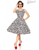 Платье в горошек в стиле Ретро Belsira (105360) - foto