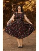 Платье Рокабилли 2XL-4XL (105900) - материал, 6
