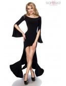 Платье с открытой спиной S7153 (127153) - foto