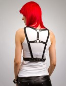 Женская портупея X019 (123019) - оригинальная одежда, 2