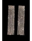 Длинные серьги цепочки MF9142 (709142) - 3, 8