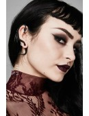 Серьга The Dragons Lure Black (709164) - оригинальная одежда, 2