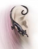 Черная серьга Cat Sith (AGE404) - оригинальная одежда, 2