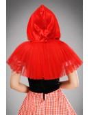 Накидка Красной шапочки CC2014 (122014) - оригинальная одежда, 2