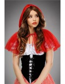 Накидка Красной шапочки CC2014 (122014) - foto