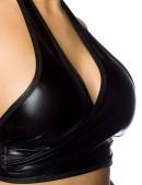 Сексапильный комплект под кожу (126165) - цена, 4