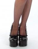Туфли с кружевом Demonia (300007) - 3, 8