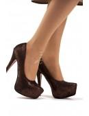 Туфли на высоком каблуке K0011 (300011) - оригинальная одежда, 2