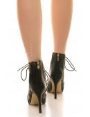 Закрытые босоножки со шнуровкой MF21005 (321005) - оригинальная одежда, 2