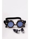 Черные гогглы с подсветкой I5103 (905103) - цена, 4