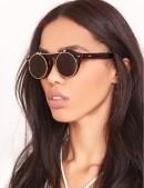 Круглые солнцезащитные очки (905042) - материал, 6