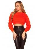 Яркий вязаный пуловер MF1243 (111243) - оригинальная одежда, 2