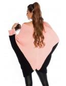 Платье-свитер лососевого цвета KouCla (111266) - материал, 6