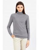 Серый меланжевый свитер XC1031 (141031) - 4, 10