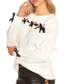Женский свитер KC1207 (111207) - 3, 8