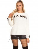Женский свитер KC1207 (111207) - foto