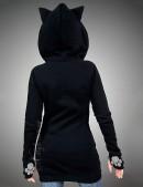 Худи с ушками (111133) - оригинальная одежда, 2