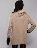 Объемный женский свитер X-Style (111144) - оригинальная одежда, 2