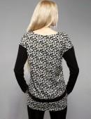 Пуловер со звездами (111146) - оригинальная одежда, 2
