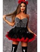 Топ-бюстье с шипами Cosplay Couture (102209) - foto