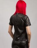 Кожаный топ X-Style (102147) - оригинальная одежда, 2
