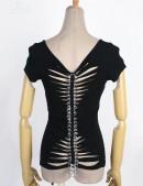 Топ Metal Spine (102124) - оригинальная одежда, 2