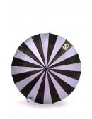 Зонт-трость 24 спицы (сиреневый/черный) (402073) - материал, 6