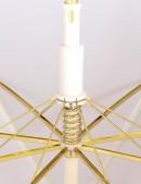 Белый свадебный зонт Sponsa (402067) - 3, 8