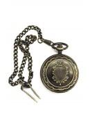Двухсторонние часы Стимпанк (330047) - оригинальная одежда, 2