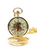"""Карманные часы """"Золотой дракон"""" (330042) - оригинальная одежда, 2"""