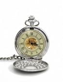 Карманные механические часы с открытым механизмом (330052) - оригинальная одежда, 2