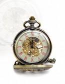 Карманные механические часы Figures (330033) - оригинальная одежда, 2