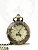 Карманные механические часы Roskopf Patent (330045) - foto