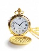 Золотистые карманные часы Brakspear (340054) - оригинальная одежда, 2