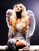 Крылья ангела (80 см) (420030) - оригинальная одежда, 2