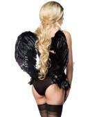Черные крылья ангела (80 см) (420031) - цена, 4