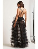 Накладная юбка из фатина (107165) - материал, 6