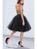 Пышная юбка-пачка миди X7183 (107183) - цена, 4